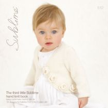 612 - The third little Sublime hand knit book